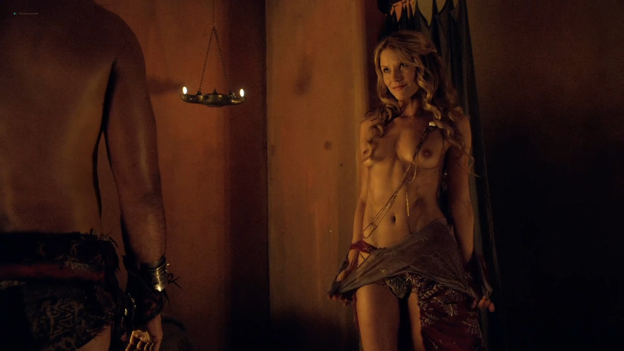 Gwendoline Taylor nude full frontal Jenna Lind Ellen Hollman and others nude sex too Spartacus 2013 HD 1080p BluRay 006