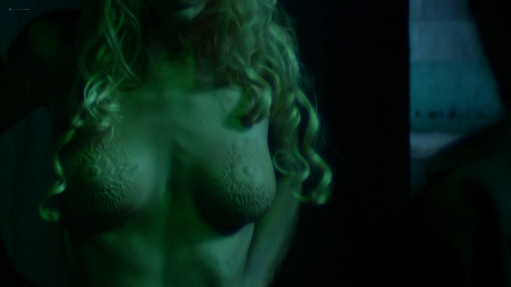Helena Mattsson nude full frontal and Marlene Favela nude Species The Awakening 2007 HD 1080p BluRay REMUX 015