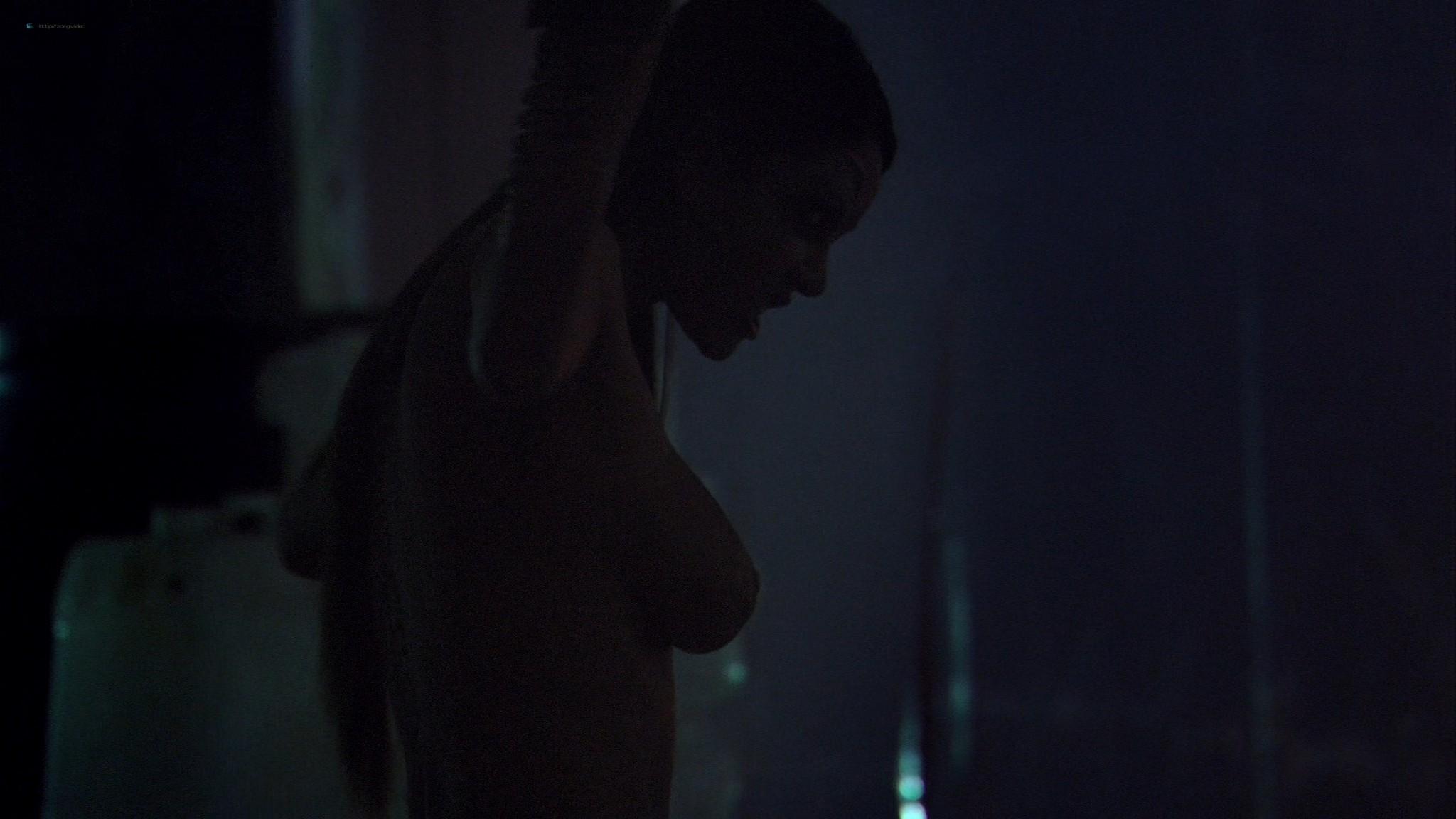 Helena Mattsson nude full frontal and Marlene Favela nude Species The Awakening 2007 HD 1080p BluRay REMUX 019