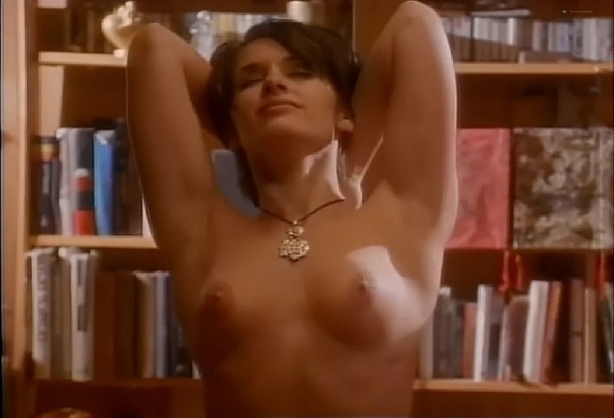 Jacqueline Lovell nude full frontal Kira Reed Shauna OBrien etc nude hot sex Damiens Seed 1996 018