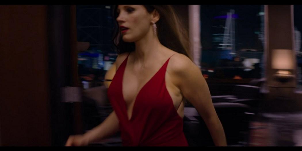 Jessica Chastain hot Jess Weixler sexy Ava 2020 HD 1080p BluRay REMUX 012