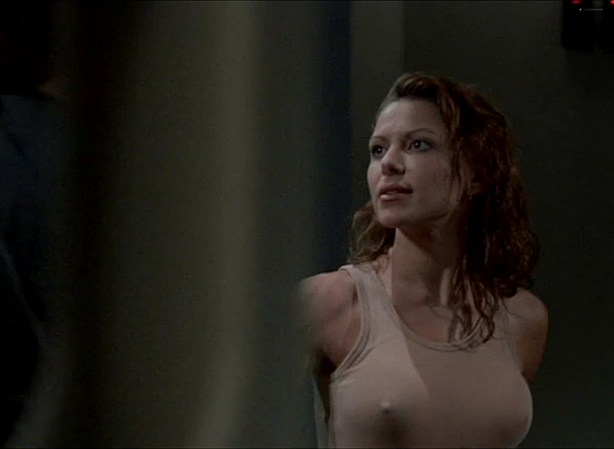 Kari Wuhrer hot and sexy Fatal Conflict 2000 014
