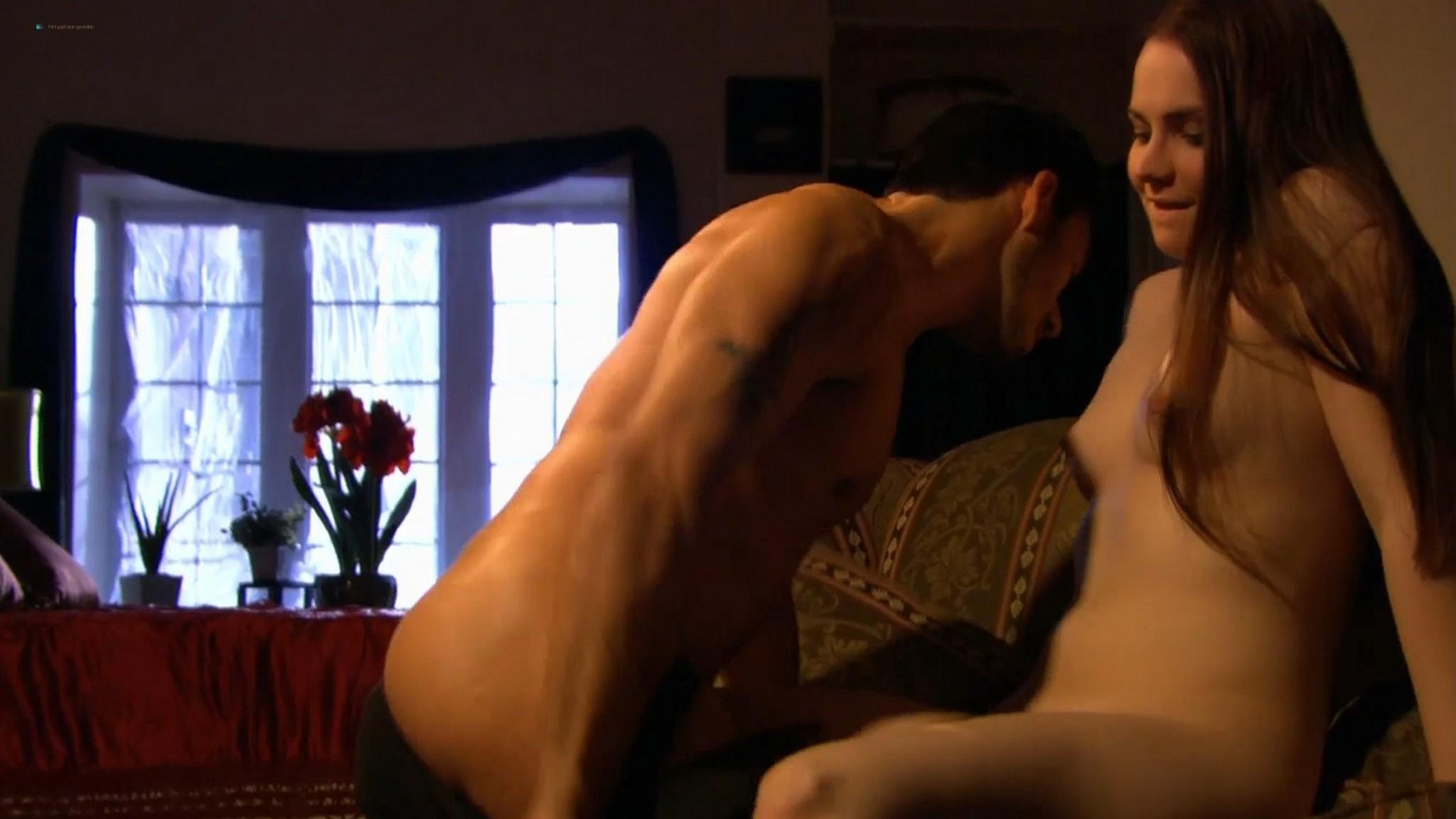 Lana Tailor nude lesbian sex Denise Cobar Erin Brown nude lot of sex Lingerie 2009 s1e11 HD 720p 003