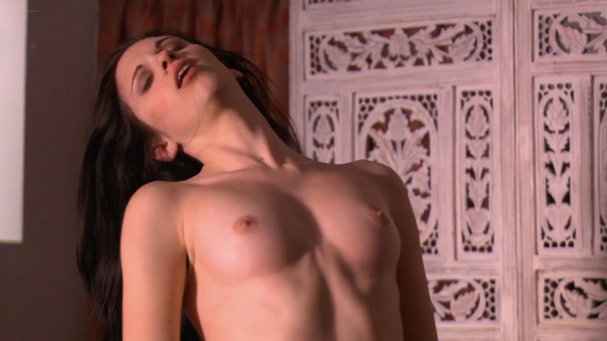 Lana Tailor nude lesbian sex Denise Cobar Erin Brown nude lot of sex Lingerie 2009 s1e11 HD 720p 008