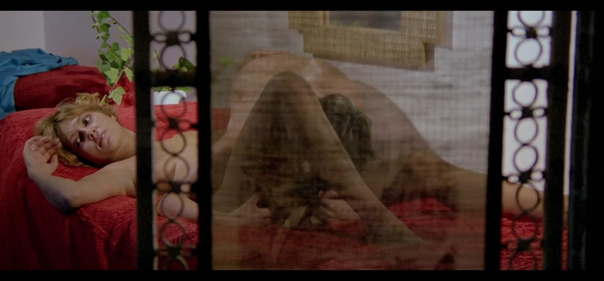Lina Romay nude bush Elisa Vela Jasmina Bell nude sex Cries of Pleasure ES 1983 019