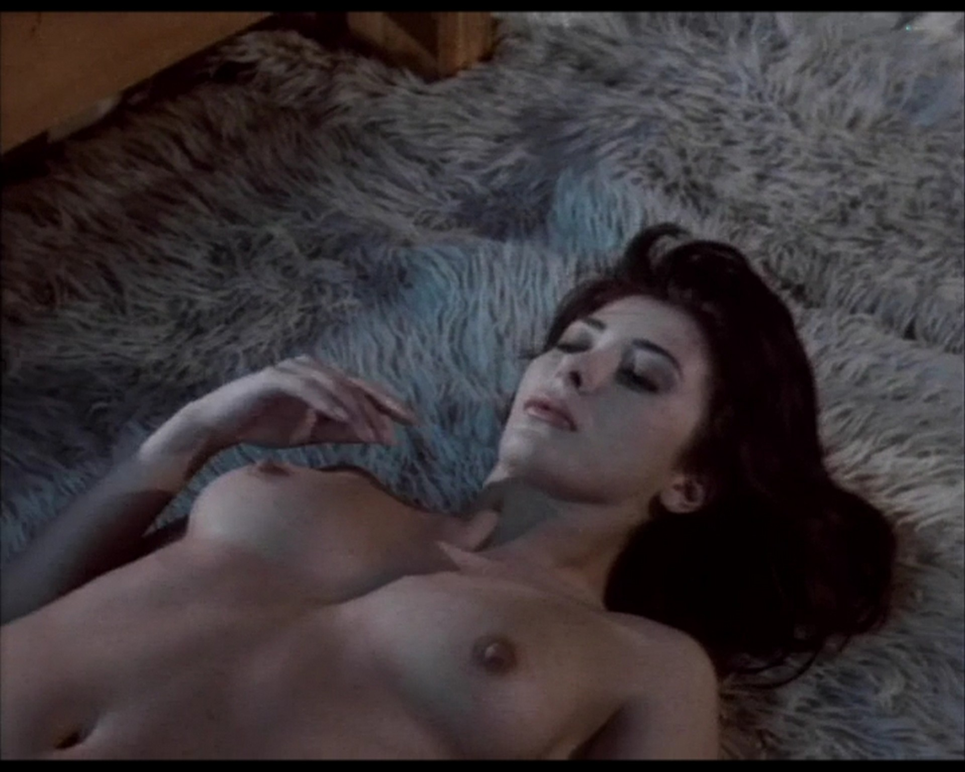 Malu nude full frontal Angeles Lopez Barea nude sex Scent of Passion 1991 011
