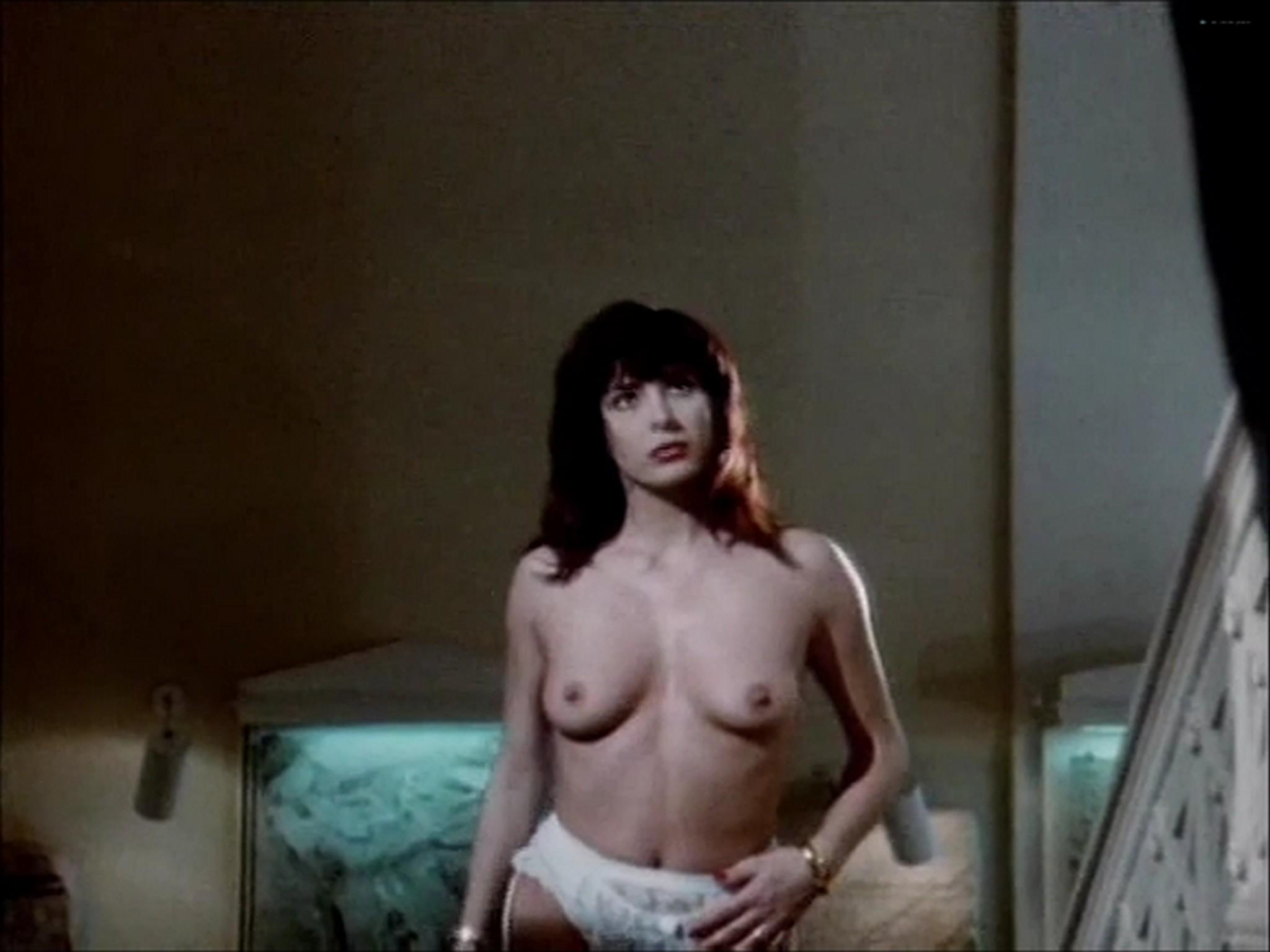 Malu nude full frontal and sex Lidija Zovkic Games of Desire IT 1991 VHSrip 001