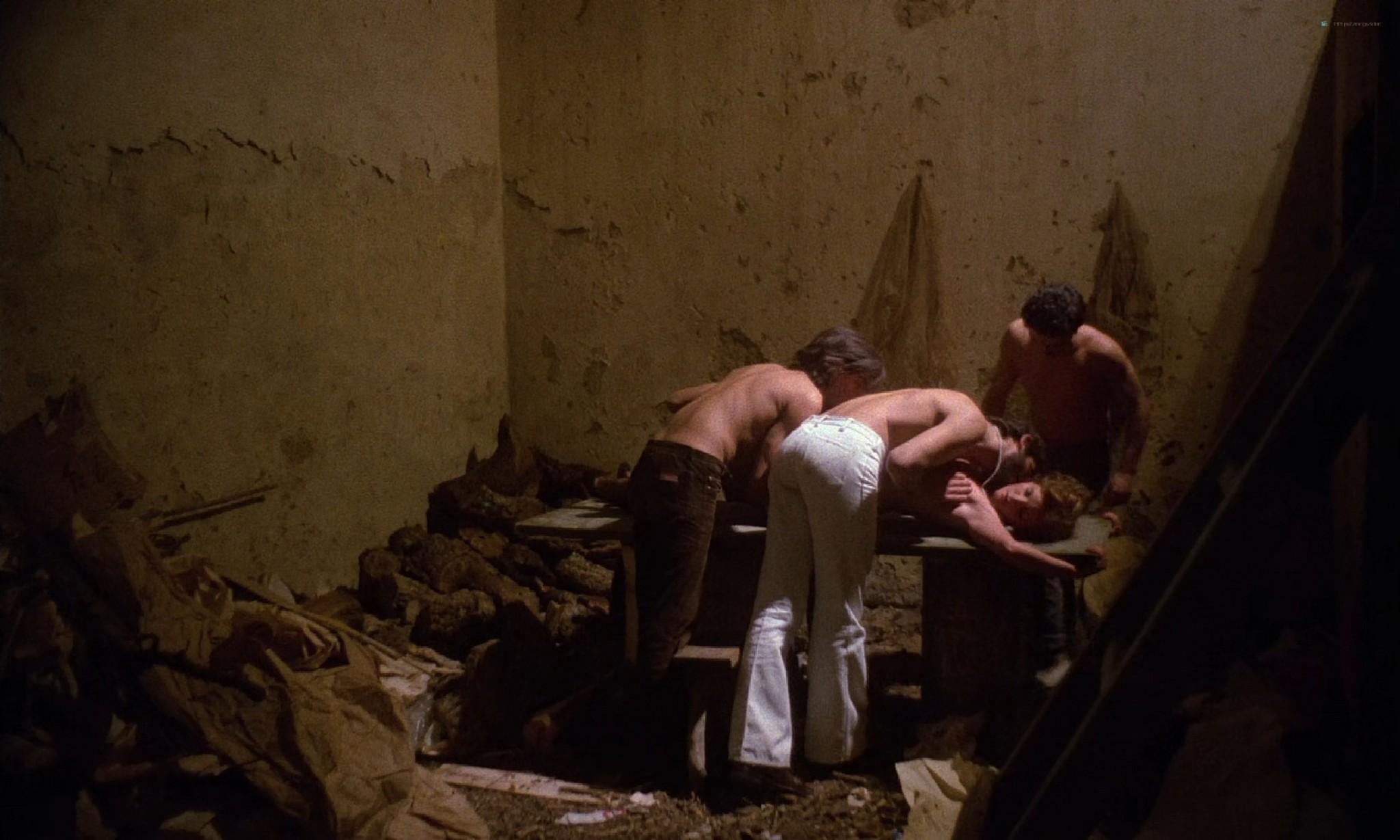 Muriel Montosse nude full frontal Ana Paula Lina Romay nude too Cecilia 1983 HD 1080p BluRay REMUX 014