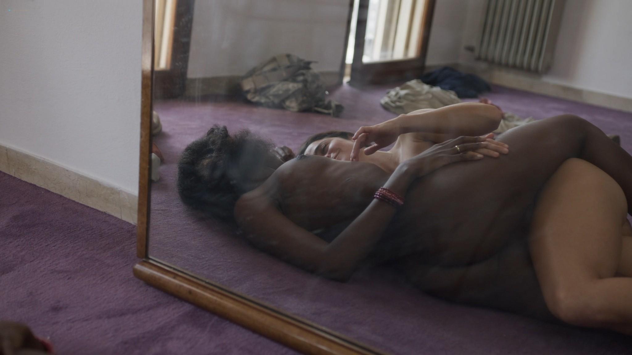 Alice Braga nude lesbian sex with Faith Alabi Chloe Sevigny sexy We Are Who We Are 2020 s1e5 HD 1080p 007