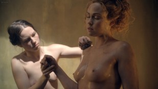 Anna Hutchison nude full frontal Ayse Tezel, Jeena Lind, Gwendoline Taylor nude - Spartacus (2013) s3e6-7 HD 1080p BluRay