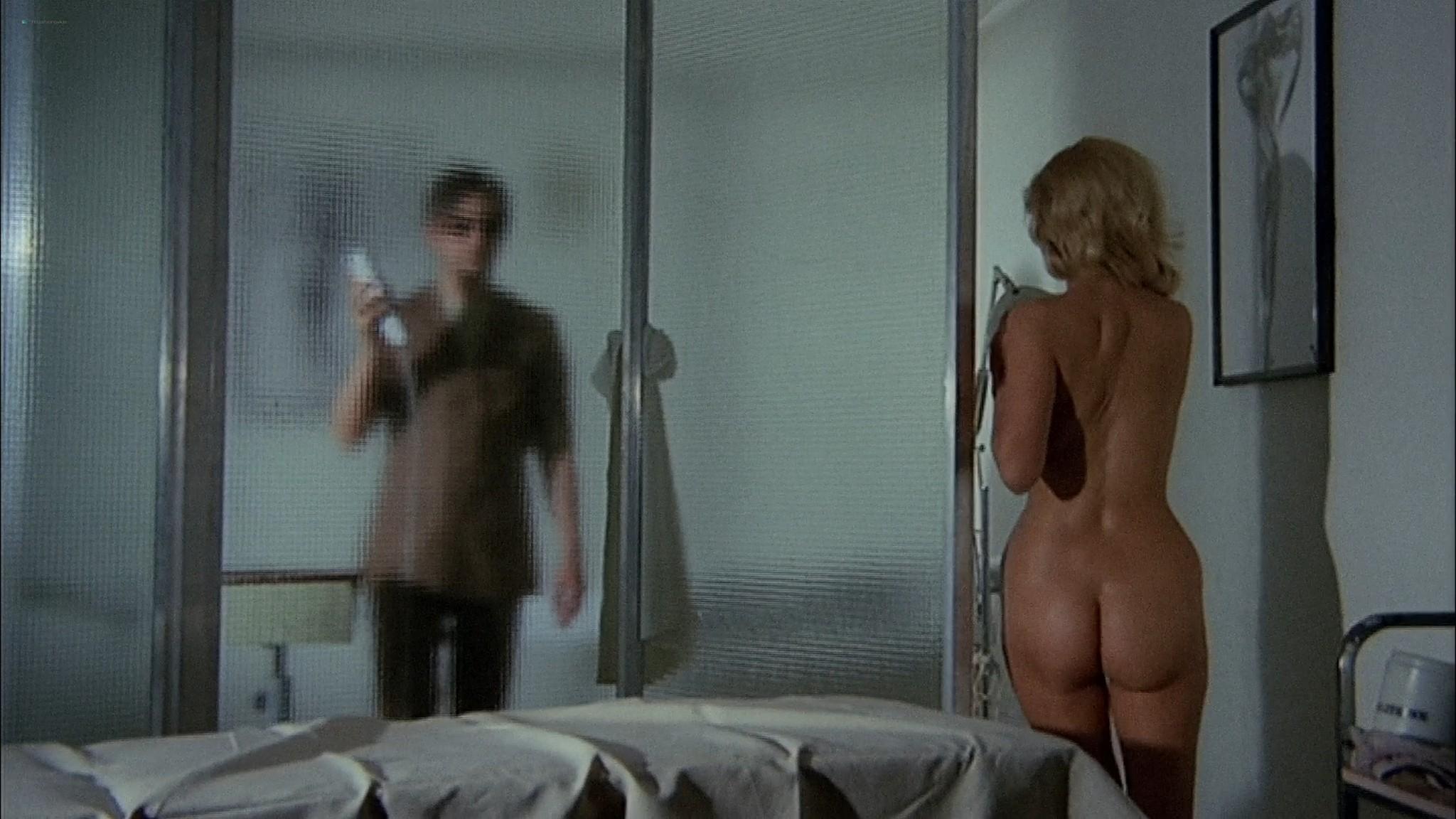 Barbara Bouchet nude topless Stefania Sandrelli nude sex Black Belly of the Tarantula 1972 HD 1080p BluRay 003