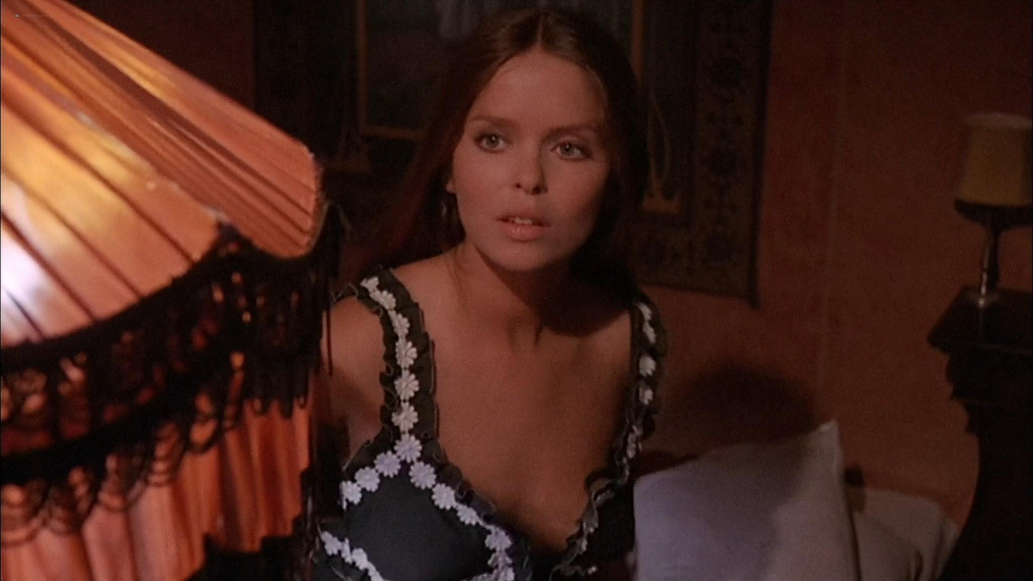 Barbara Bouchet nude topless Stefania Sandrelli nude sex Black Belly of the Tarantula 1972 HD 1080p BluRay 013