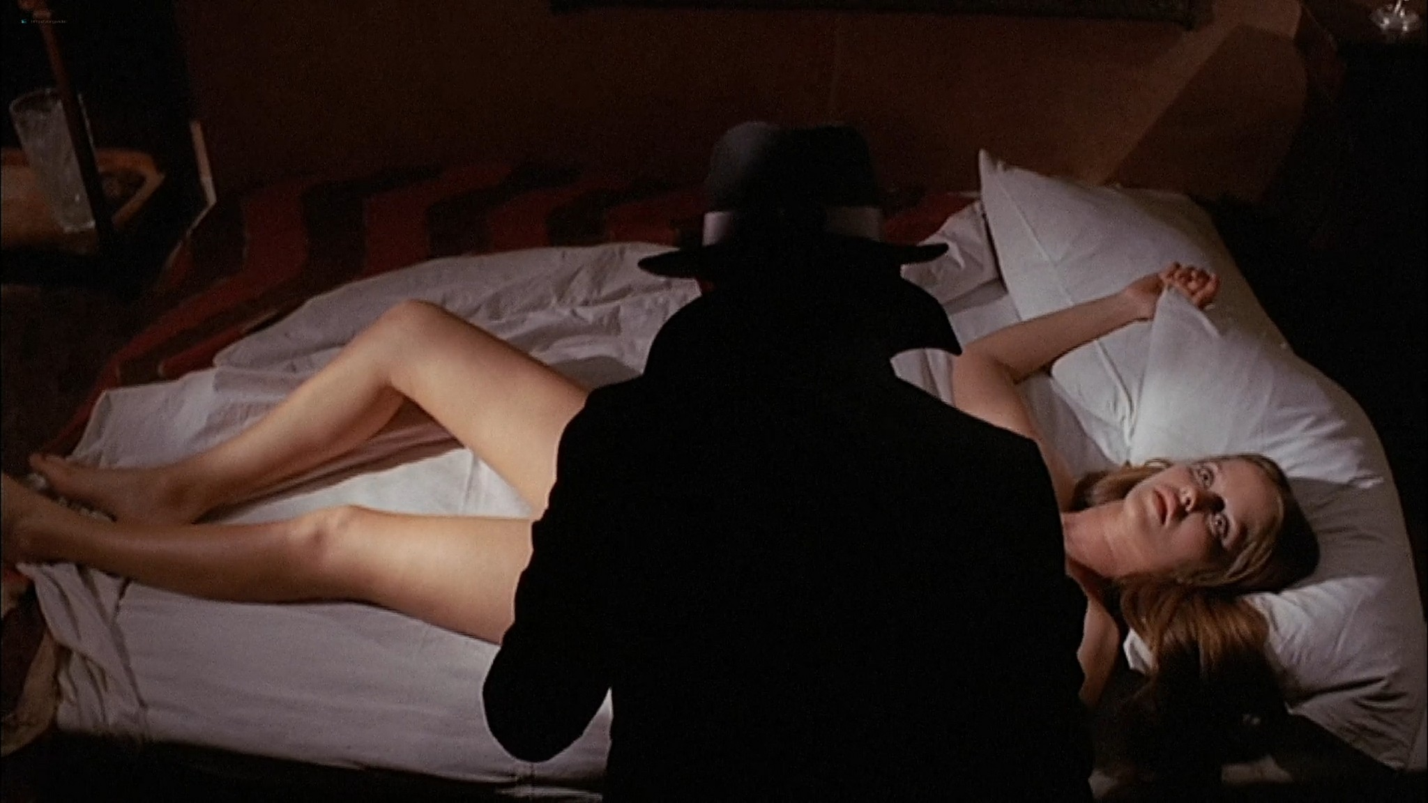 Barbara Bouchet nude topless Stefania Sandrelli nude sex Black Belly of the Tarantula 1972 HD 1080p BluRay 014
