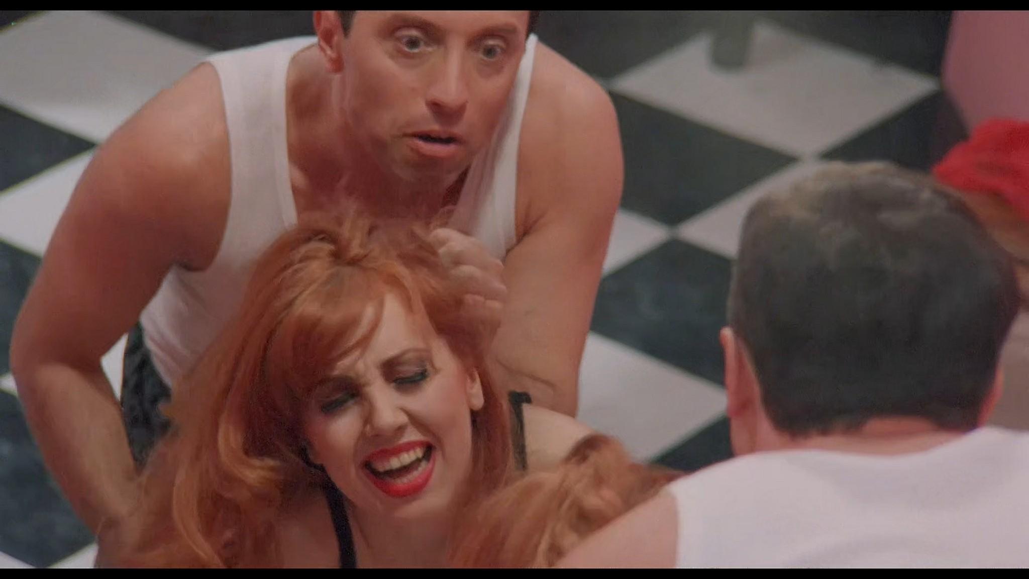 Cinzia Roccaforte nude explicit Erika Savastani and other nude sex explicit Fermo posta Tinto Brass 1995 HD 1080p BluRay 005