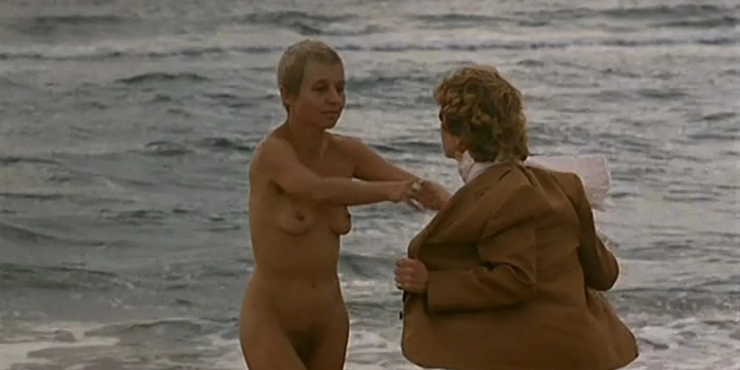 Isabelle Huppert nude full frontal and Hanna Schygulla nude bush Storia di Piera IT 1983 DvDrip 010