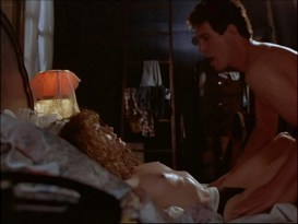Linda Kozlowski nude topless and sex - Backstreet Justice (1994) HD 1080p Web