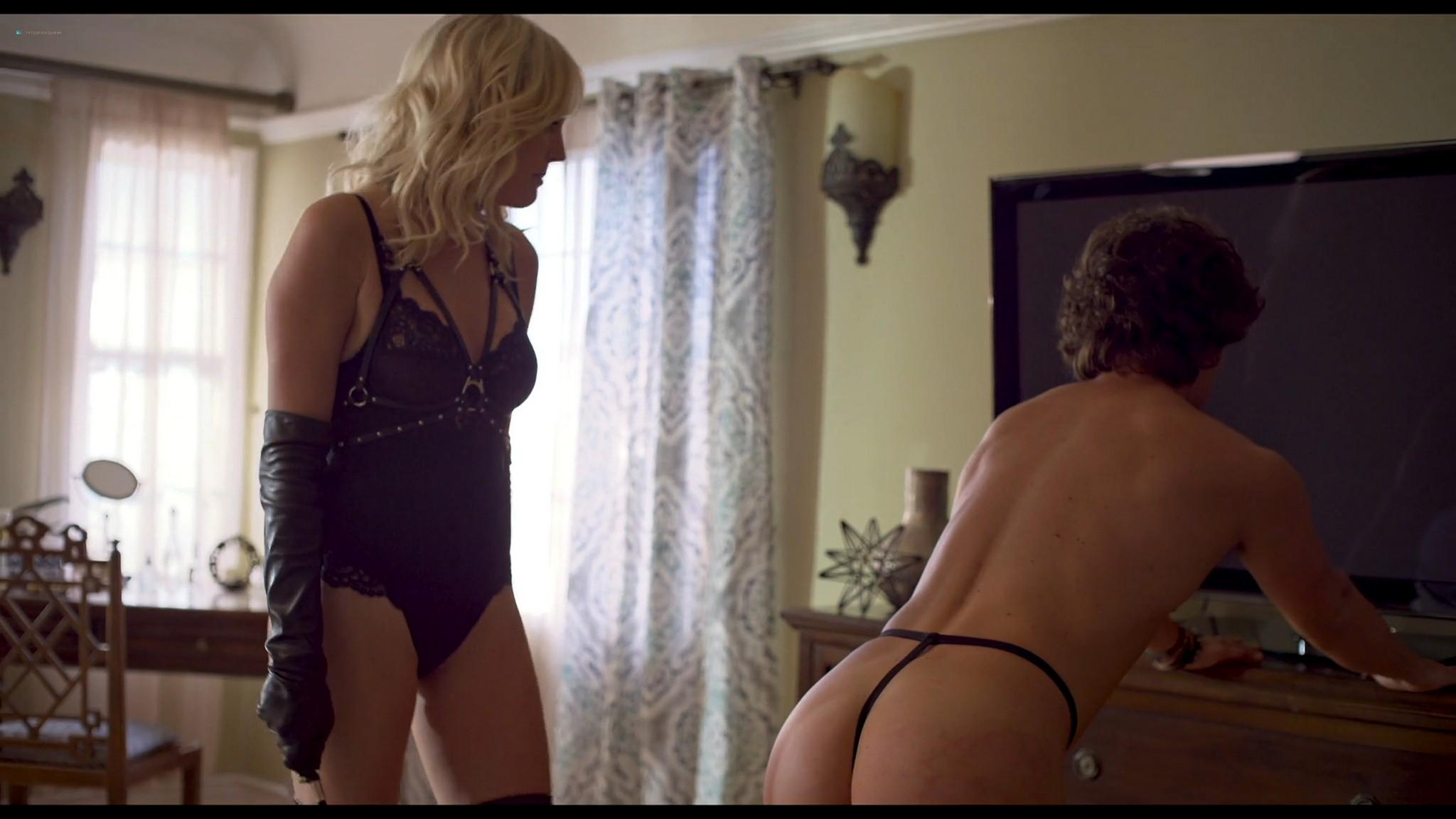 Malin Akerman hot and sexy Friendsgiving 2020 HD 1080p BluRay 007