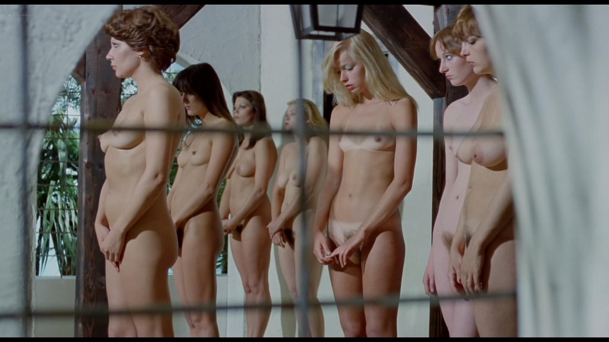 Monica Swinn nude full frontal Ada Tauler Brigitte Maier other nude Frauen im Liebeslager 1977 HD 1080p BluRay 003