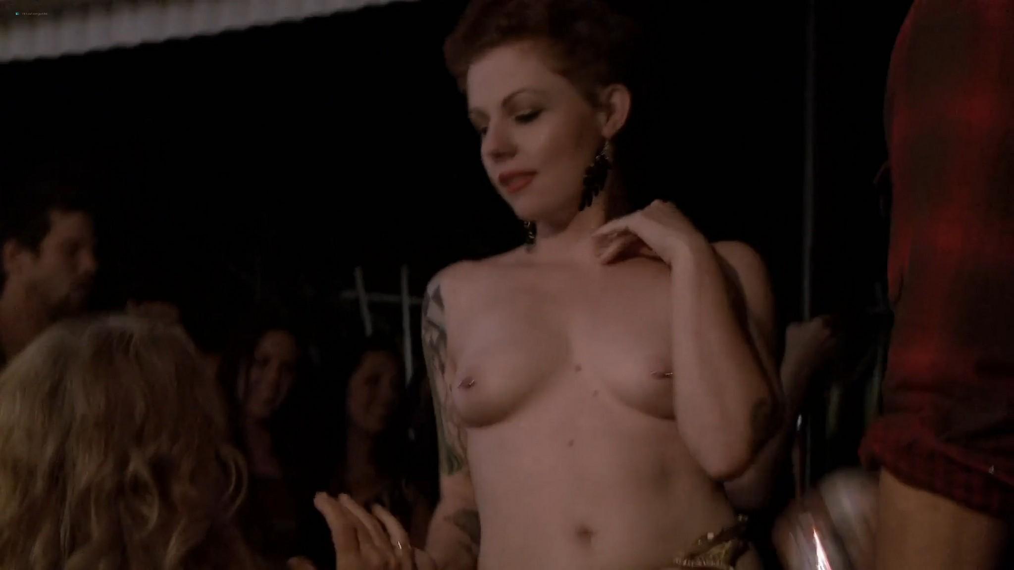 Taylor Cole hot sex Tiffany Shepis Francesca Brandelius naked The Violent Kind 2010 HD 1080p BluRay 007