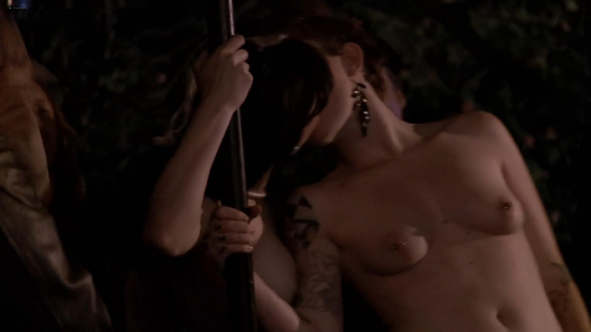 Taylor Cole hot sex Tiffany Shepis Francesca Brandelius naked The Violent Kind 2010 HD 1080p BluRay 010