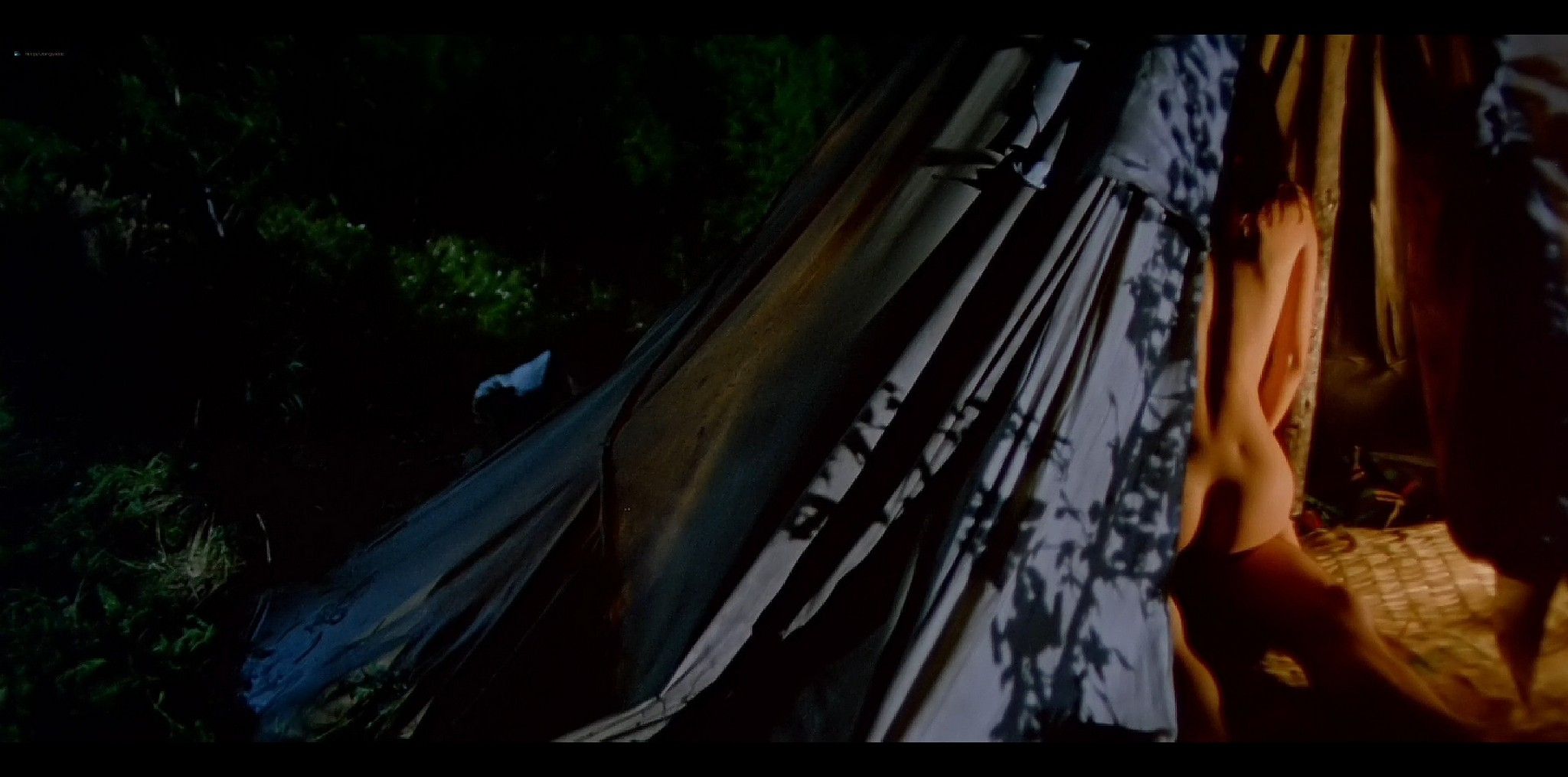 Agathe de La Fontaine nude bush another nude full frontal Train de vie FR 1998 HD 1080p BluRay 011