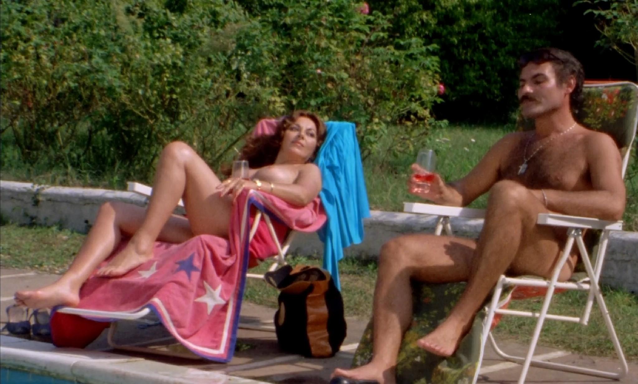 Carmen Russo nude full frontal Anna Veneziano Mariangela Giordano nude Patrick Still Lives 1980 HD 1080p BluRay 001