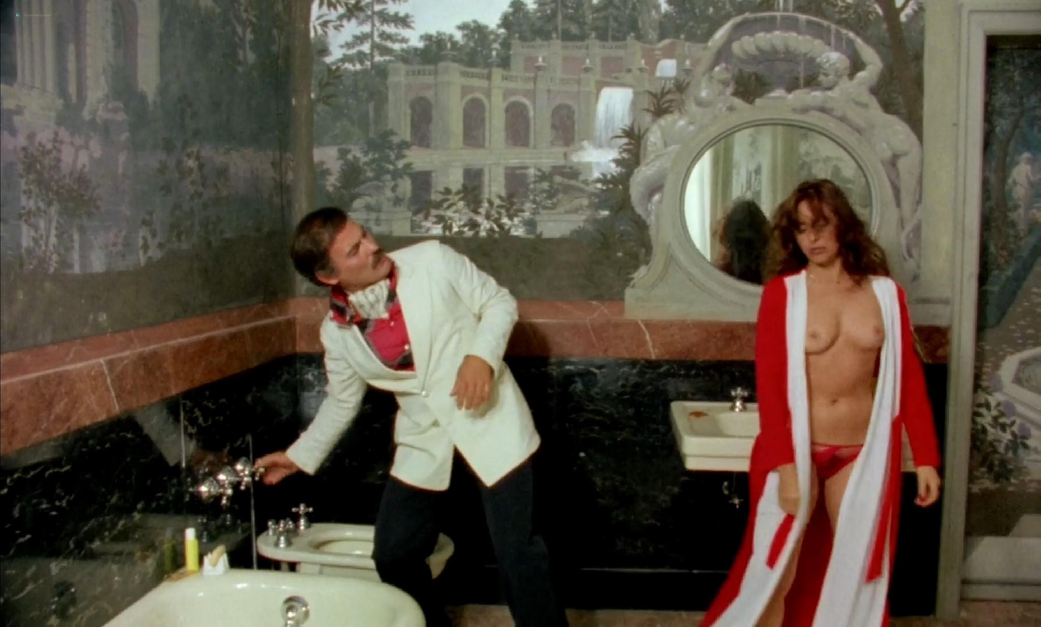 Carmen Russo nude full frontal Anna Veneziano Mariangela Giordano nude Patrick Still Lives 1980 HD 1080p BluRay 011
