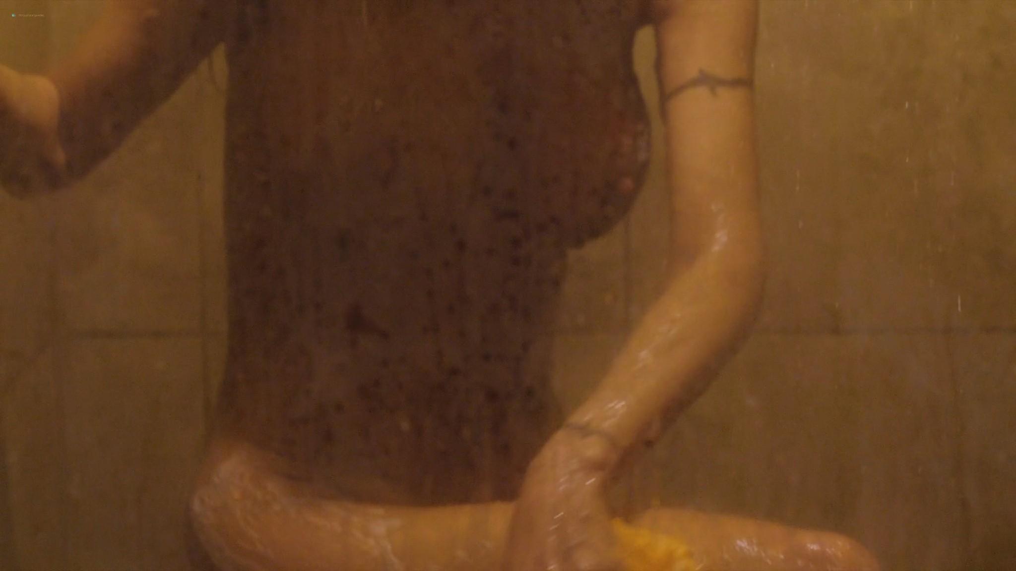 Dana Wolf nude Tabitha Stevens Devhorra Dark nude full frontal Die Influencers Die 2020 HD 1080p 004