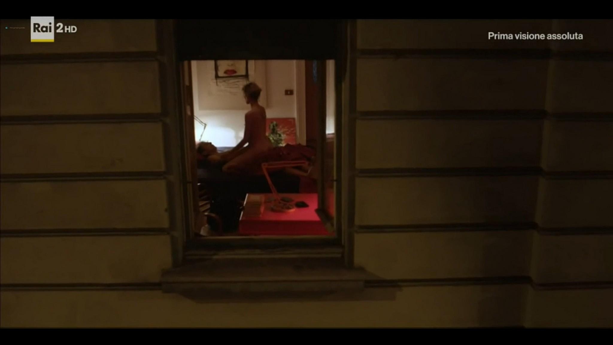 Elena Radonicich nude sex Gabriella Pession nude La Porta Rossa 2019 S2 HD 720p 011