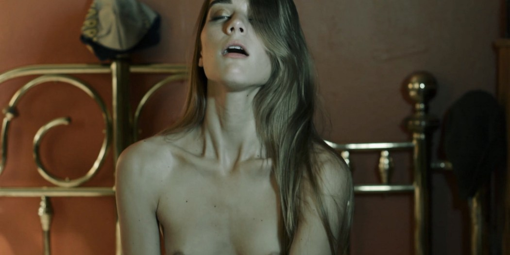 Gabriele Orebaugh nude topless and sex The Lioness 2019 HD 1080p Web 006