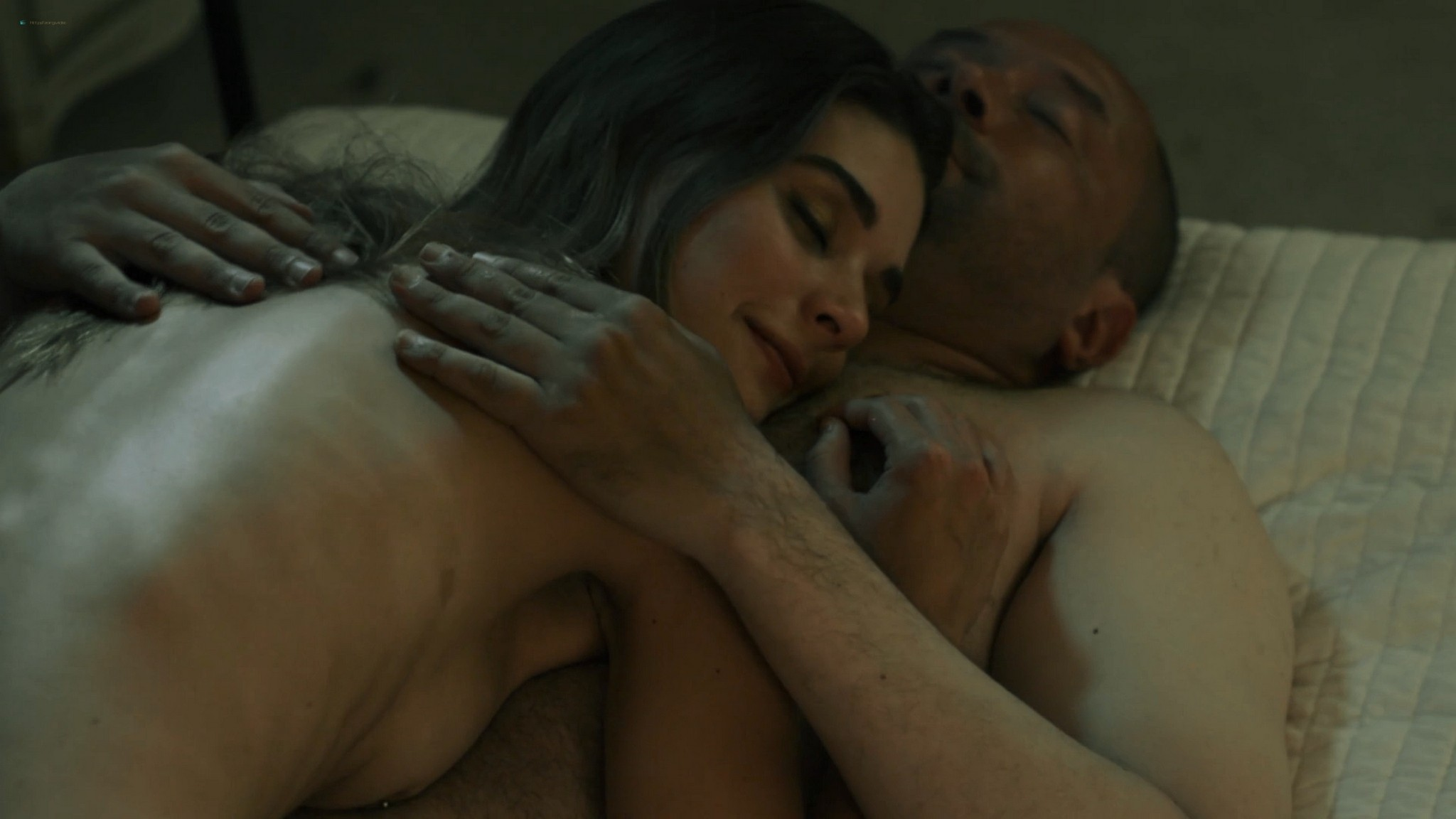 Gabriele Orebaugh nude topless and sex The Lioness 2019 HD 1080p Web 007