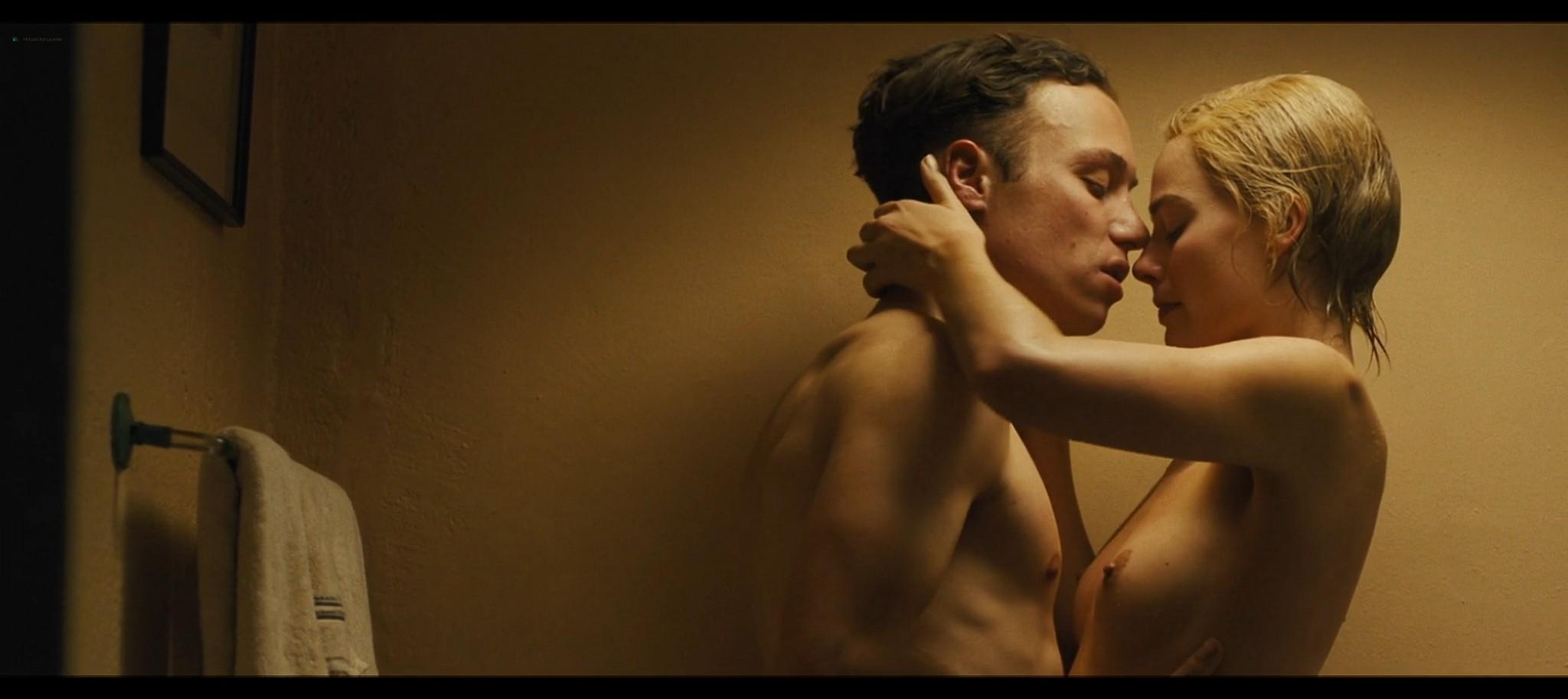 Margot Robbie nude topless Dreamland 2020 HD 1080p Web009