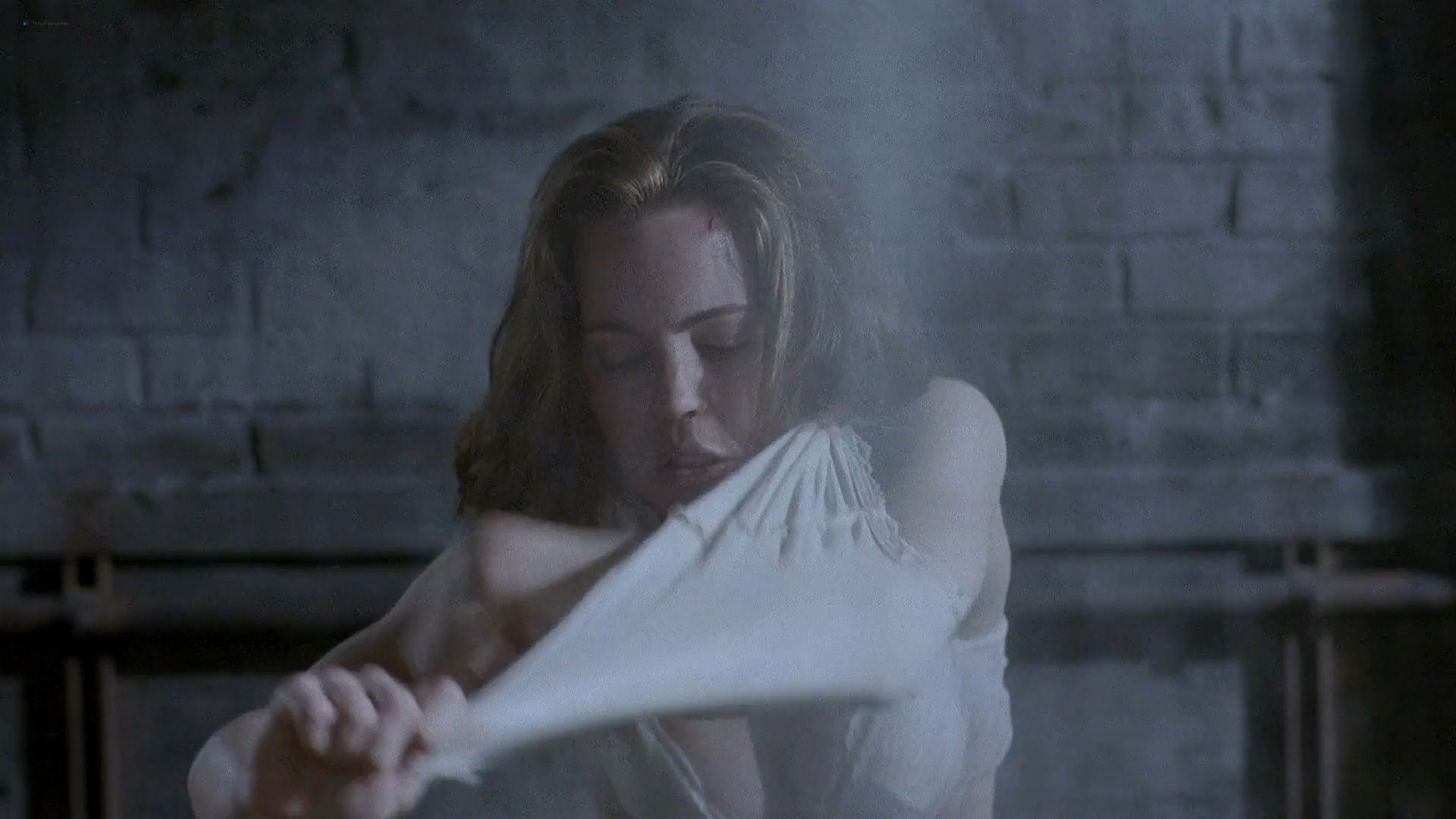 Melissa George hot and wet The Betrayed 2008 HD 1080p Web 007