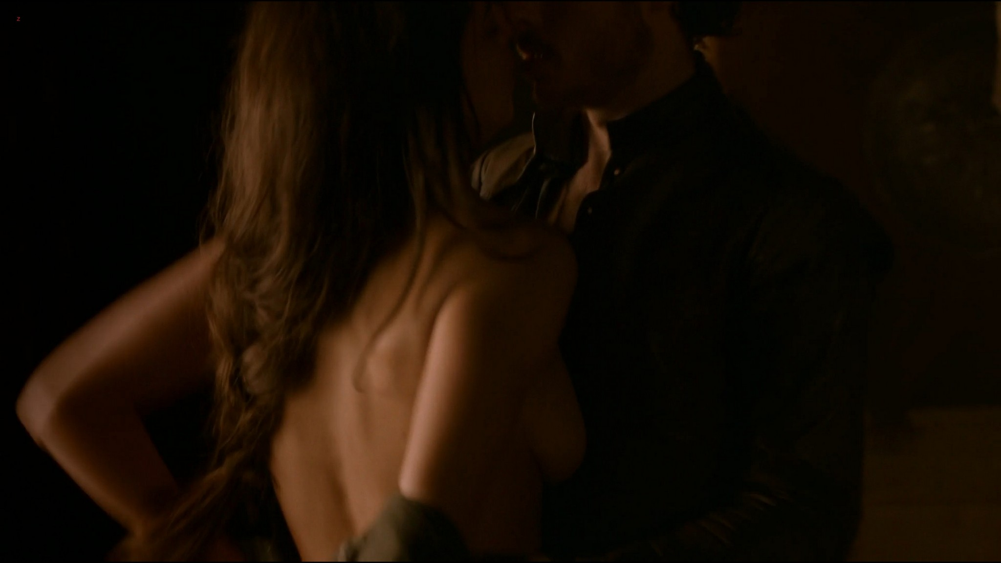 Oona Chaplin all naked and sex Game of Thrones 2012 s2e8 HD 1080p 003