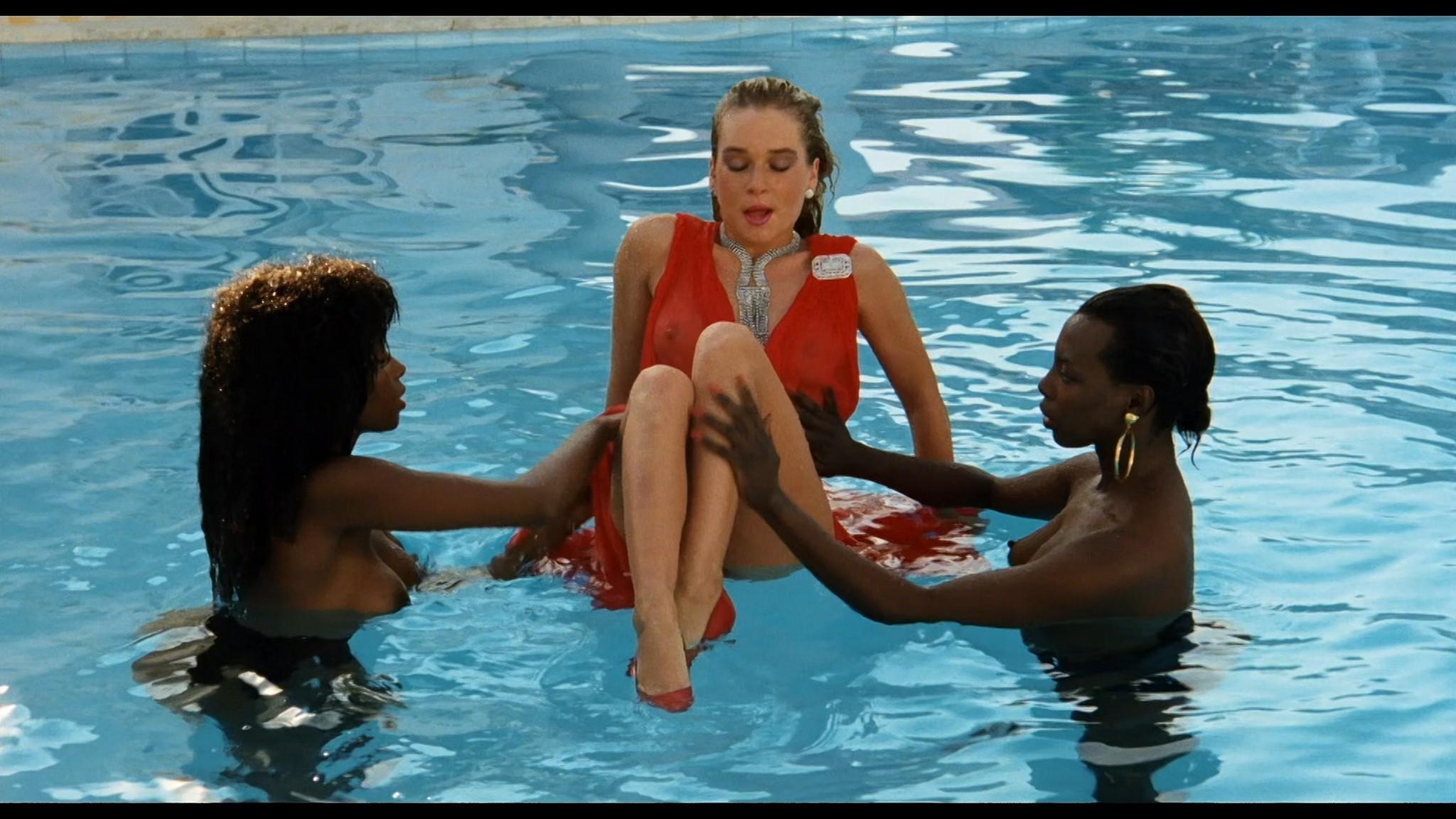 Serena Grandi nude sex Sabrina Salerno Trine Michelsen all nude Delirium 1987 HD 1080p BluRay REMUX 002