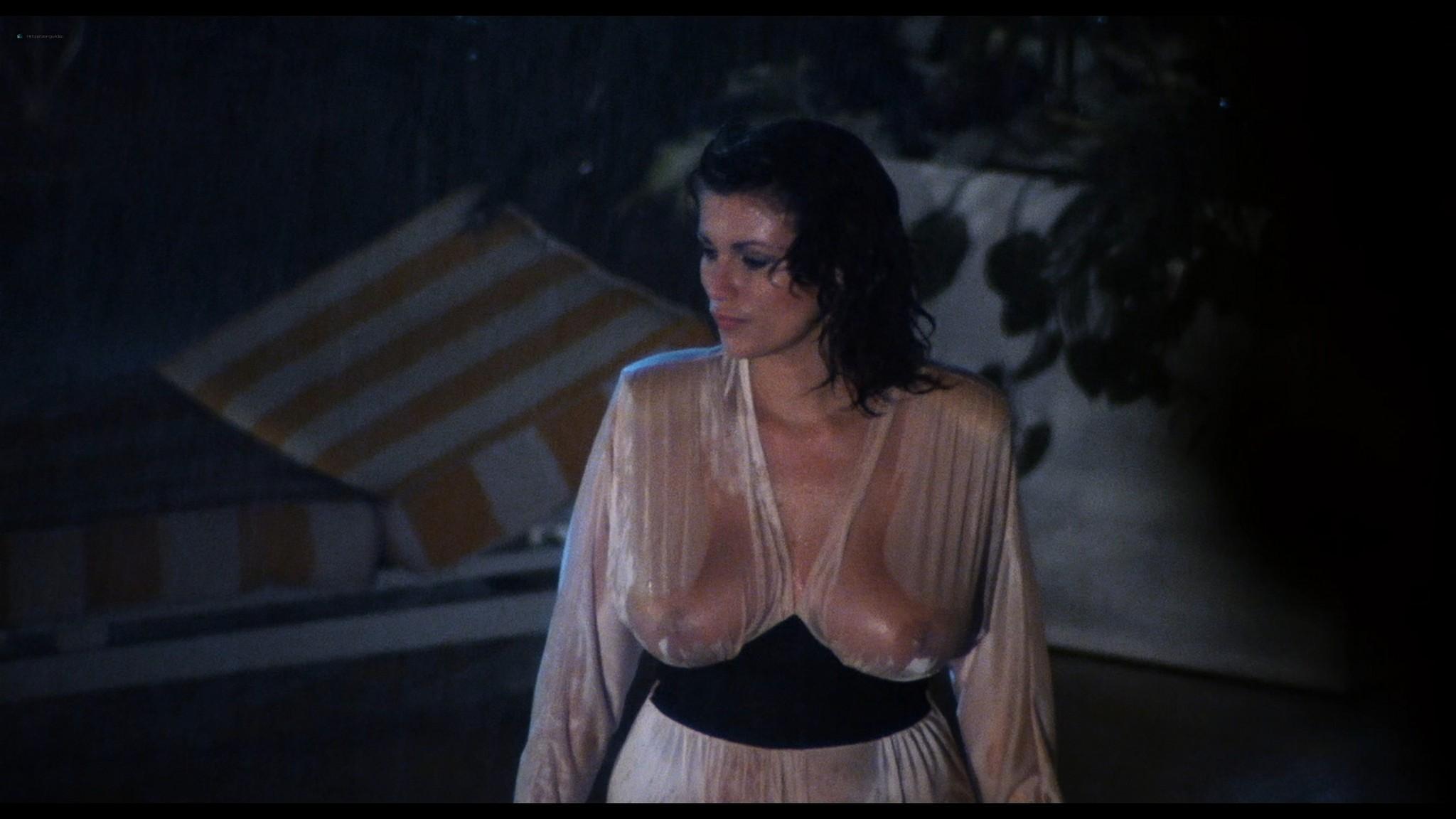 Serena Grandi nude sex Sabrina Salerno Trine Michelsen all nude Delirium 1987 HD 1080p BluRay REMUX 005