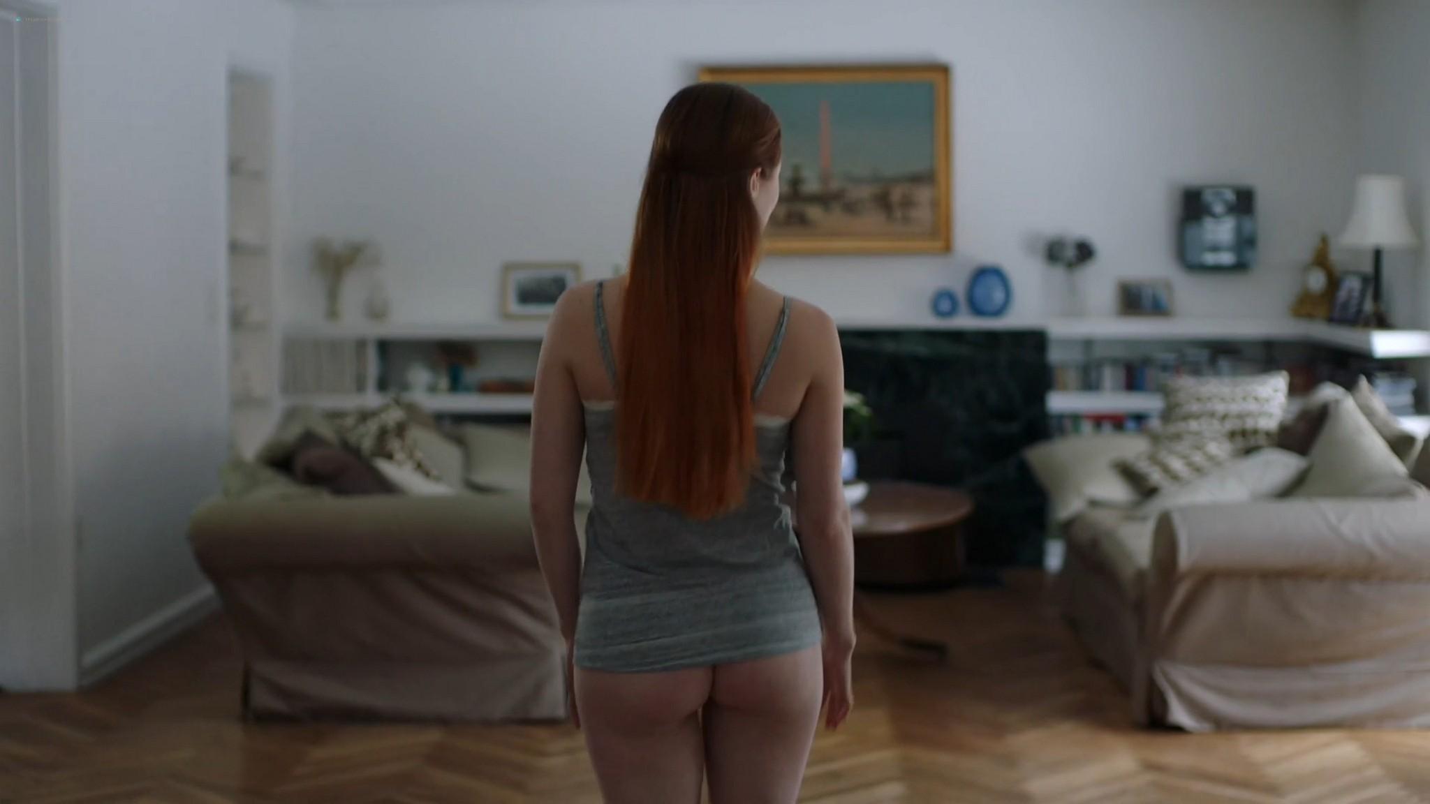 Sigrid ten Napel nude full frontal Silja Eriksen Jensen nude hot sex threesome too Kill Skills 2016 HD 1080p Web 001