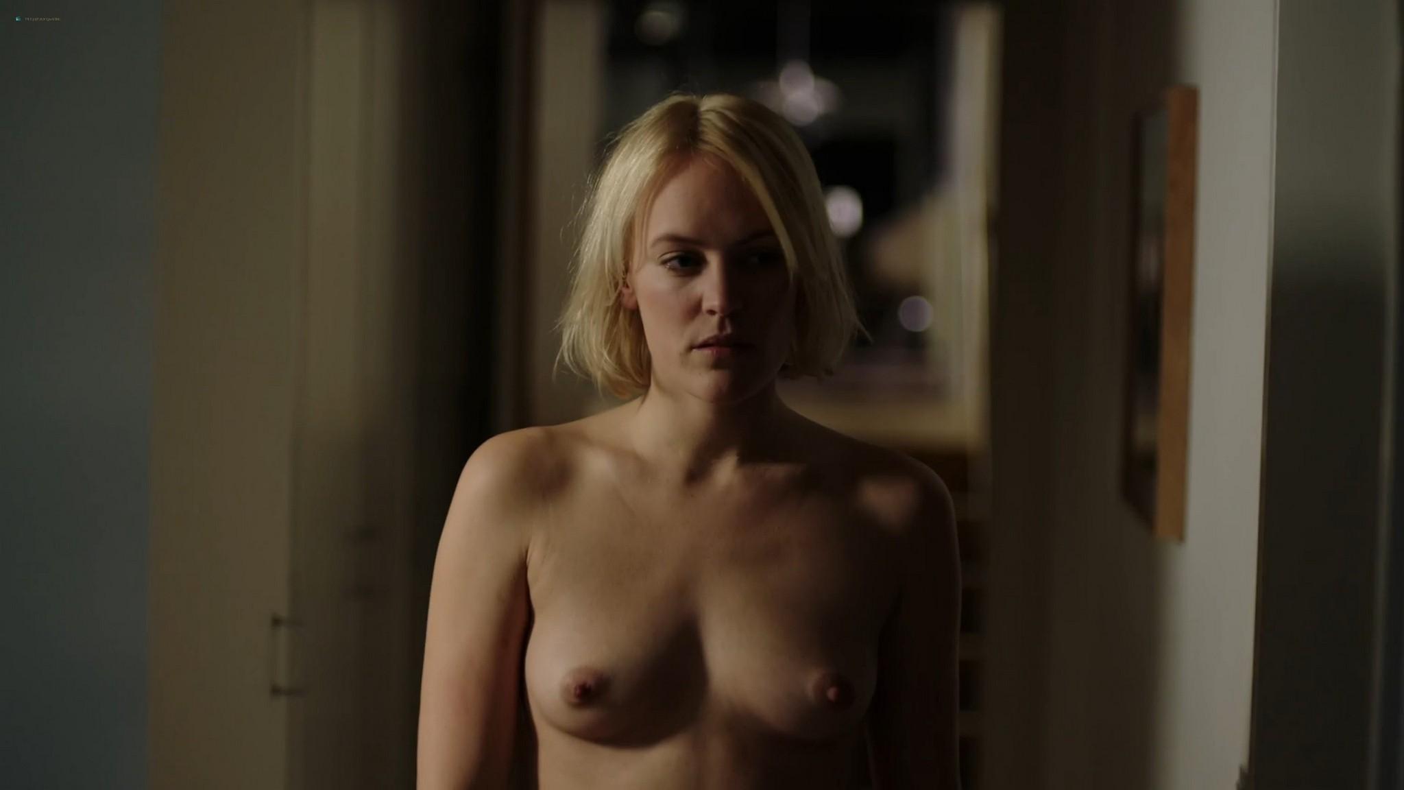 Sigrid ten Napel nude full frontal Silja Eriksen Jensen nude hot sex threesome too Kill Skills 2016 HD 1080p Web 016