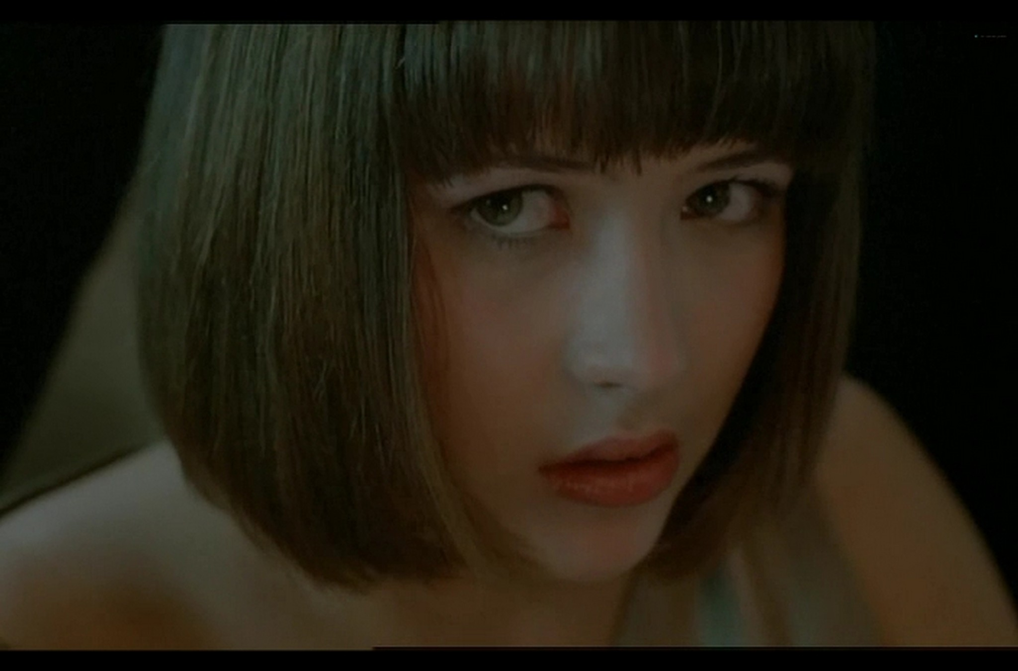 Sophie Marceau nude full frontal Christiane Jean nude too Lamour braque FR 1985 DvDrip 001