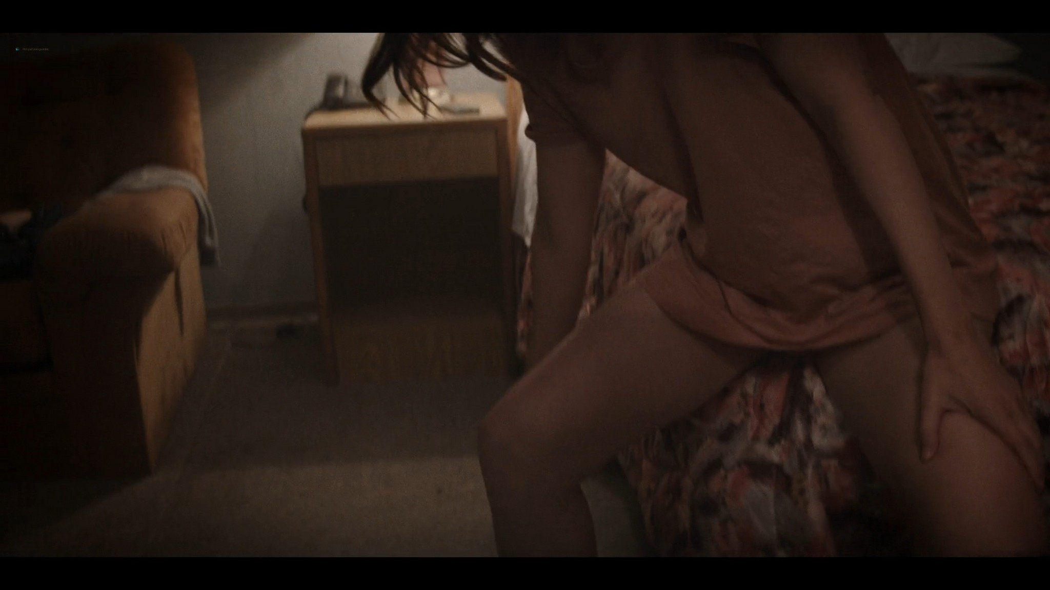 Kate Mara side boob and some sex A Teacher 2020 s1e6 HD 1080p Web 001
