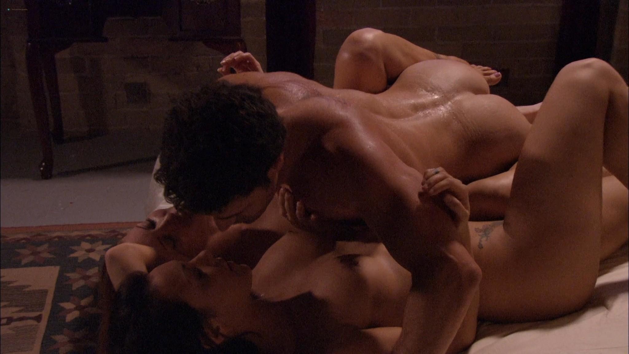 Lana Tailor nude sex threesome Noelle DuBois Allison Wood etc nude sex too Lingerie 2010 s2e5 HD 1080p 016