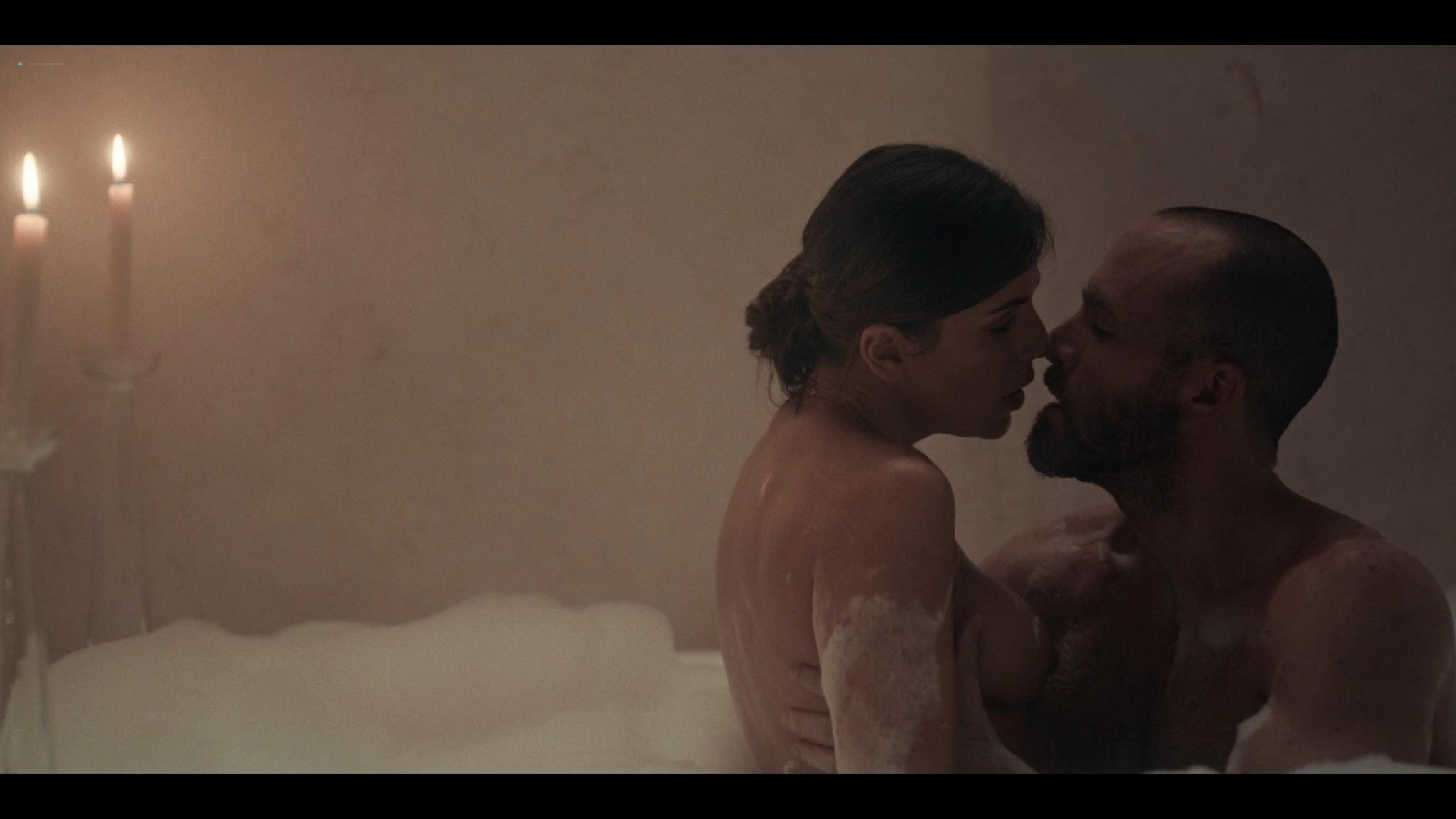 Maite Perroni nude lot of sex Maria Fernanda Yepes nude Dark Desire 2020 s1e 3 5 HD 1080p Web 01