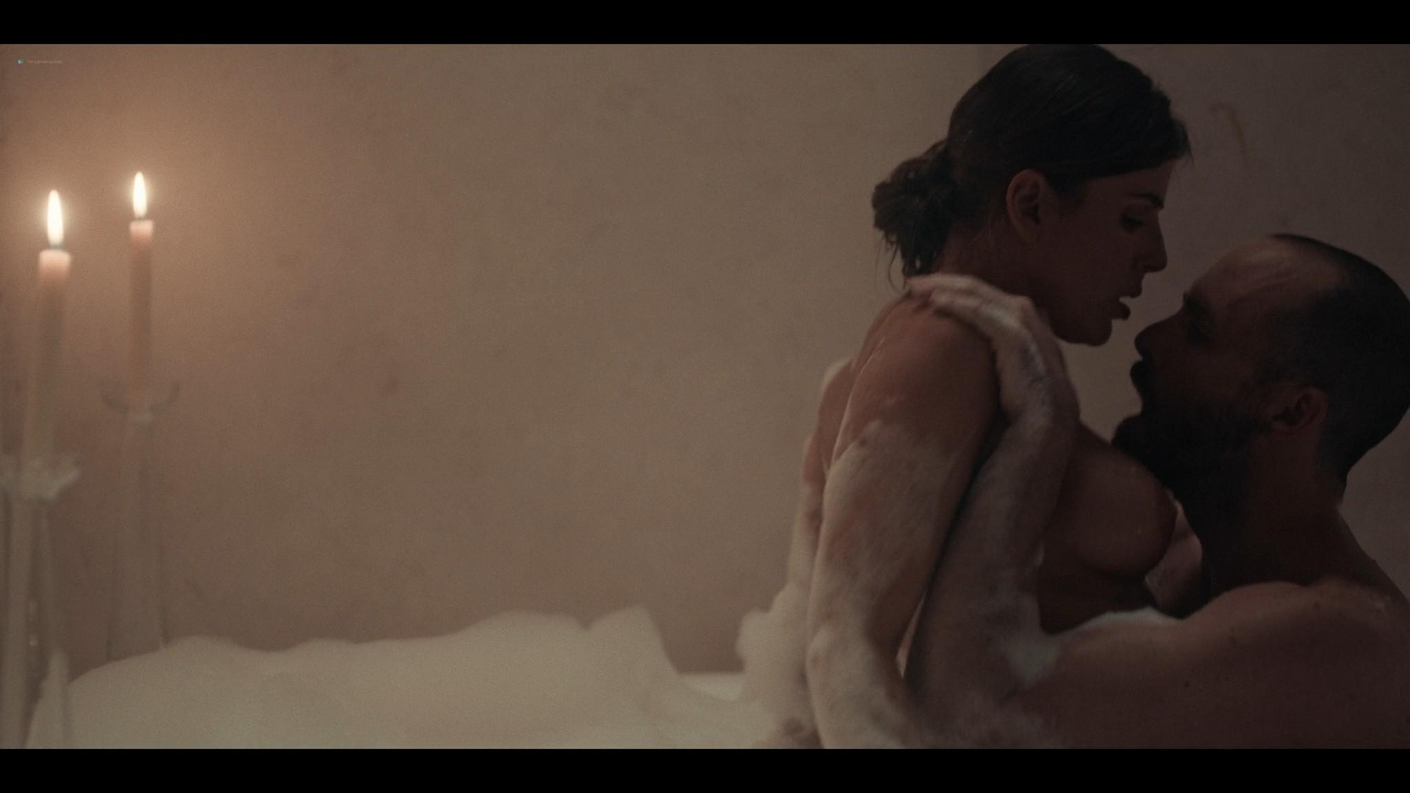 Maite Perroni nude lot of sex Maria Fernanda Yepes nude Dark Desire 2020 s1e 3 5 HD 1080p Web 02