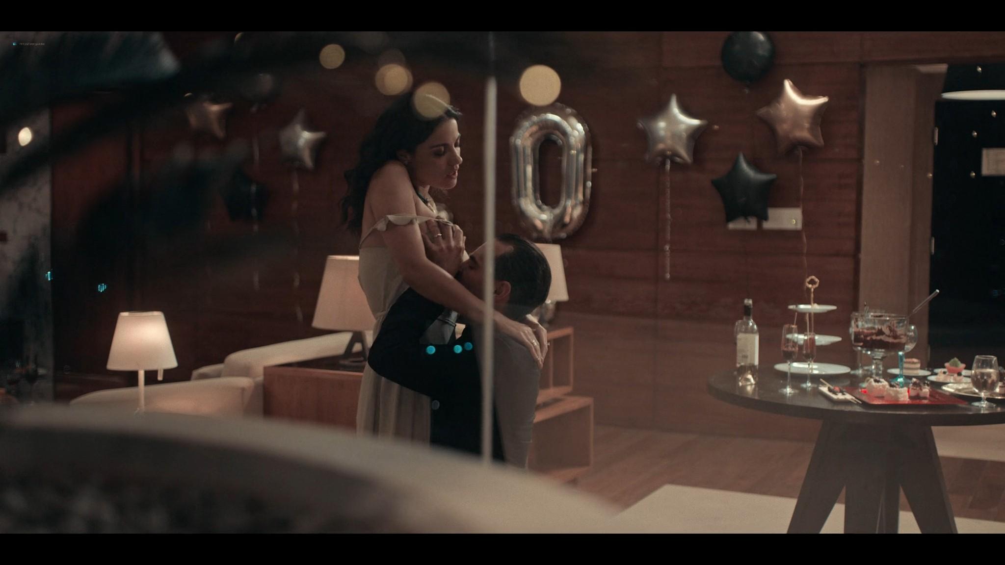 Maite Perroni nude lot of sex Maria Fernanda Yepes nude Dark Desire 2020 s1e 3 5 HD 1080p Web 12