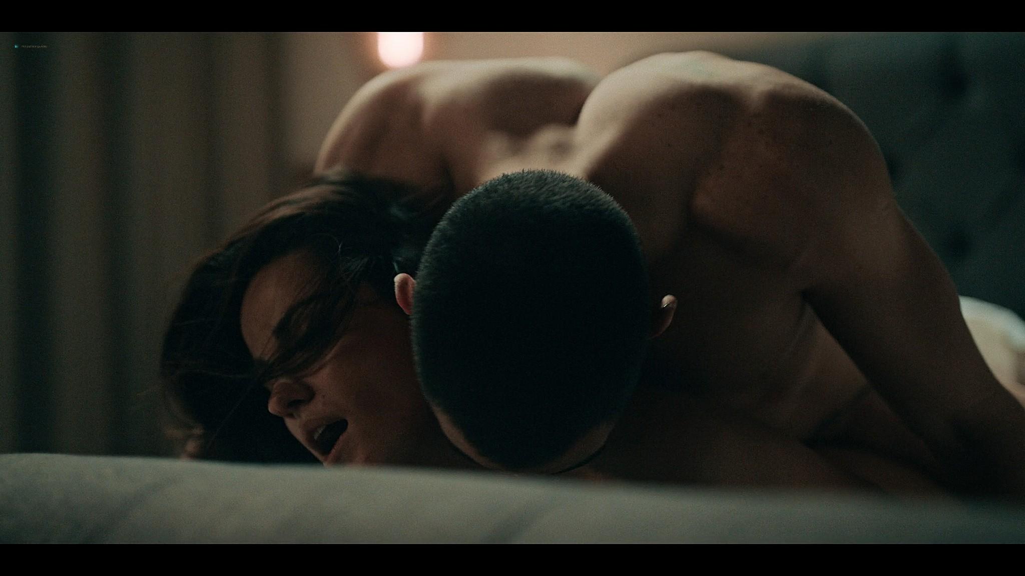Maite Perroni nude sex Maria Fernanda Yepes Regina Pavon hot sex Dark Desire 2020 s1e1 2 HD 1080p Web 15