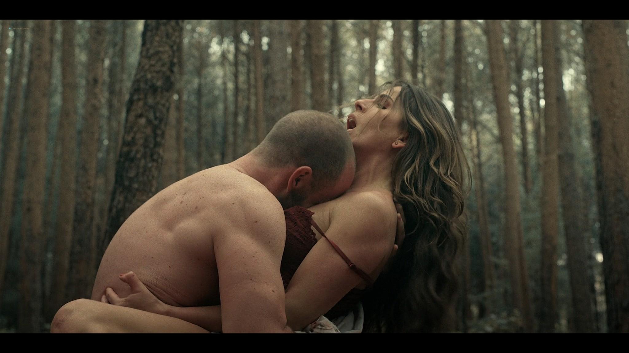 Maite Perroni nude sex Maria Fernanda Yepes Regina Pavon hot sex Dark Desire 2020 s1e1 2 HD 1080p Web 17