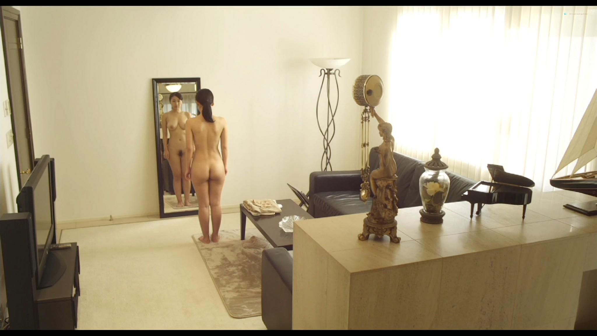 Megumi Kagurazaka nude full frontal Makoto Togashi nude too Guilty of Romance JP 2011 HD 1080p BluRay 01