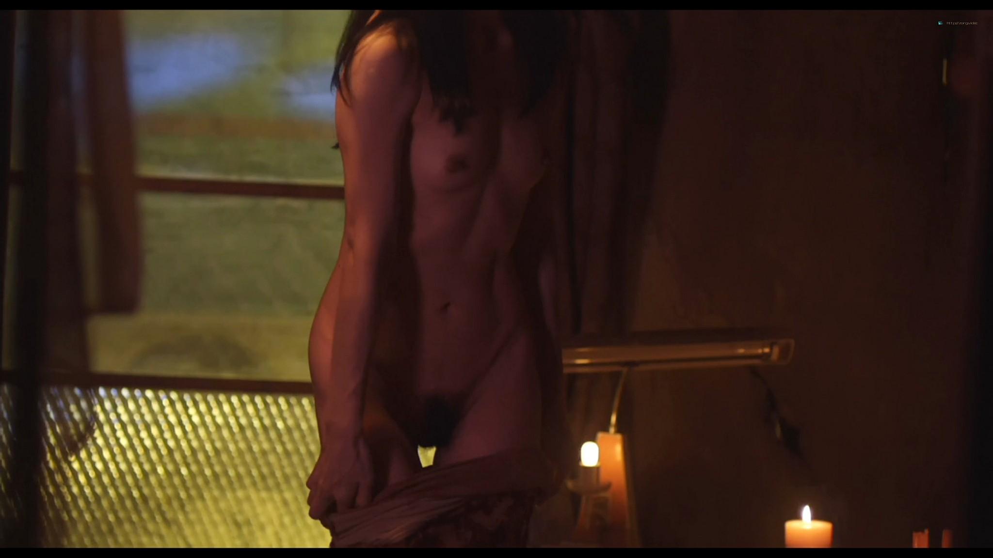 Megumi Kagurazaka nude full frontal Makoto Togashi nude too Guilty of Romance JP 2011 HD 1080p BluRay 12