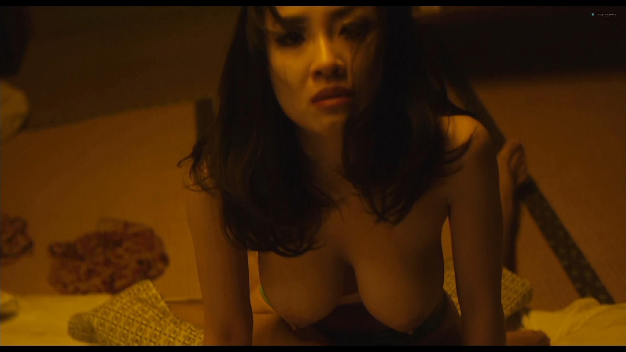 Megumi Kagurazaka nude full frontal Makoto Togashi nude too Guilty of Romance JP 2011 HD 1080p BluRay 18