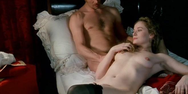 Dominique Sanda nude bush and topless The Inheritance IT 1976 HD 1080p BluRay 06